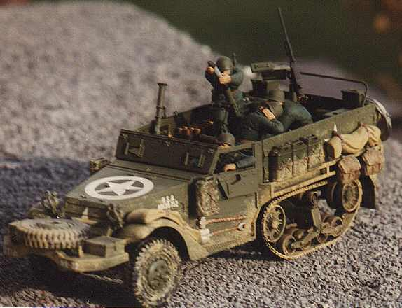 Model Tank Gallery M16